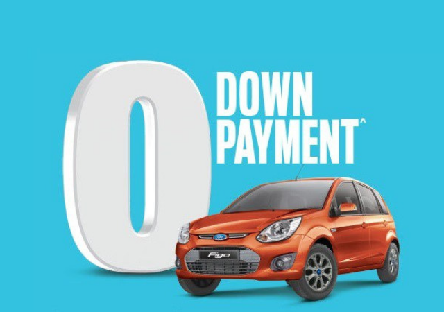 Avoid Paying Cash with No Down Payment Auto Loans